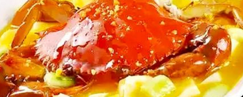 红烧螃蟹豆腐怎么做