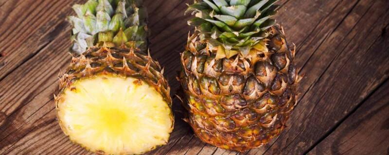 菠萝酒不加酒做法
