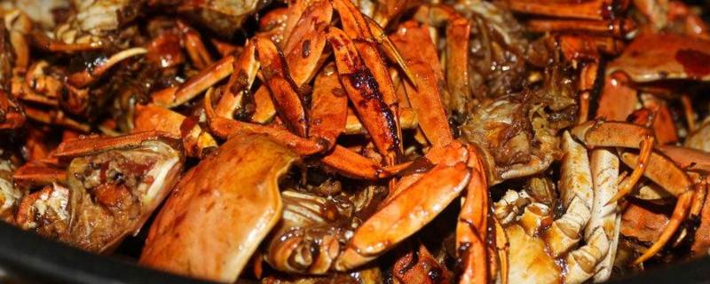 爆炒香辣蟹的做法