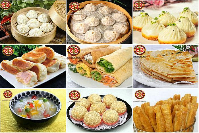 杭州早点培训班(包子、馒头、千层饼、粥类、豆浆、特色早点)