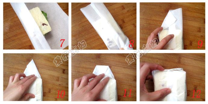 (早餐系生活6)培根三明治的做法/燕麦水果粥的做法/面包沙拉的做法[傻妞主妇]