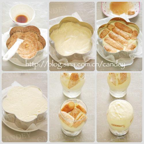 (每日小学生早餐)枸杞银耳豆浆的做法/小汉堡的做法/提拉米苏的做法[CANDEY]