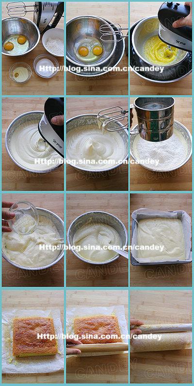 (每日小学生早餐)豆腐丸子汤的做法/小花卷的做法/巧克力鲜奶蛋糕的做法[CANDEY]
