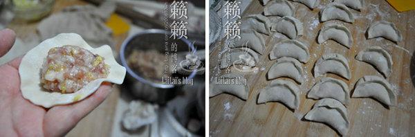 白菜鲜肉蒸饺的做法/白菜鲜肉蒸饺怎么做好吃[籁籁]