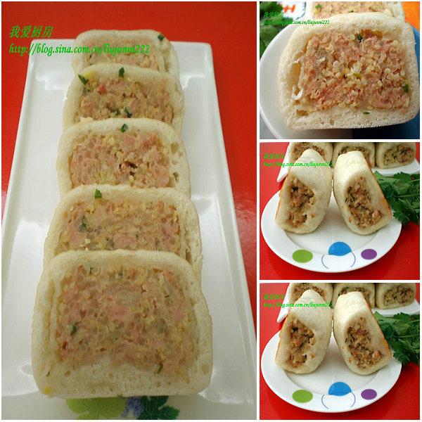 【瘦肉卷的做法】一道被台风逼出来的美食:糯米瘦肉卷