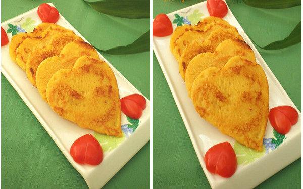 【煎饼的做法】奶香玉米煎饼(怎样在十分钟之内搞定一款养眼的煎饼)