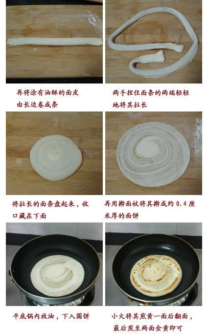 【油酥饼的做法】椒盐油酥饼