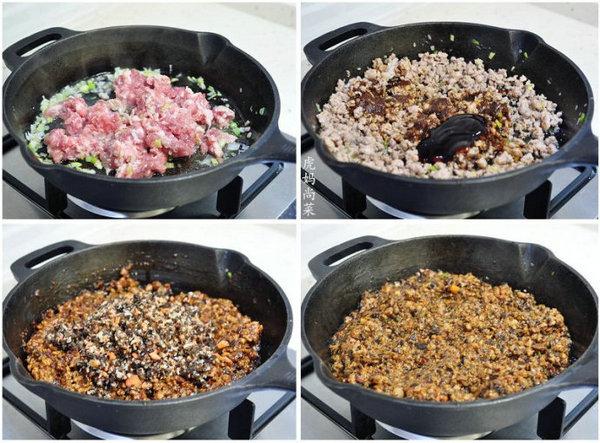 酱肉大包子的做法